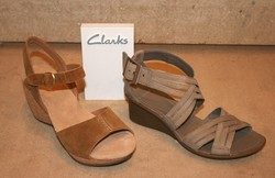 chaussures clarks femme