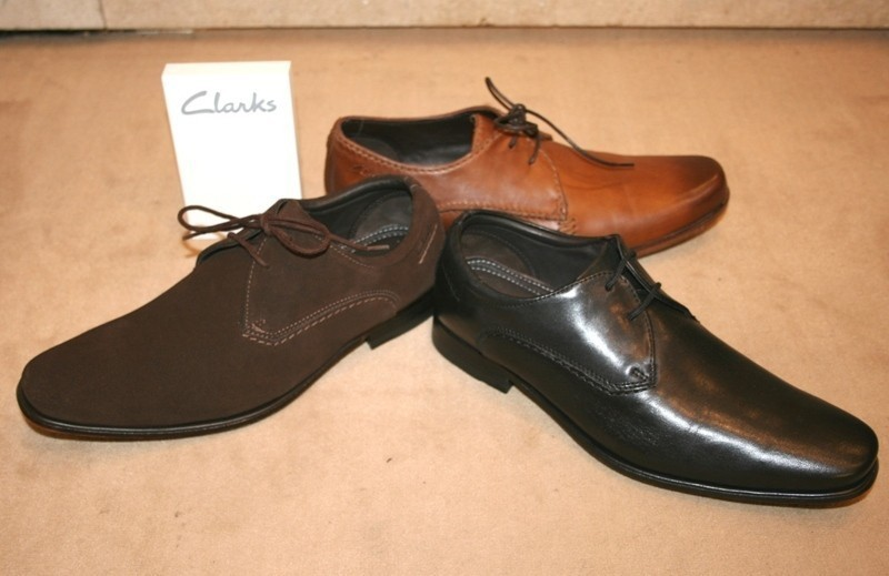 chaussures clarks homme - Charles a60b12729202